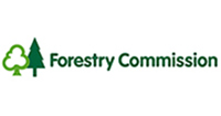 The Forestry Commission logo