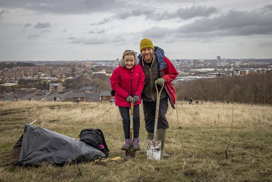 White Rose Forest awarded £3.7m Government funding for tree planting