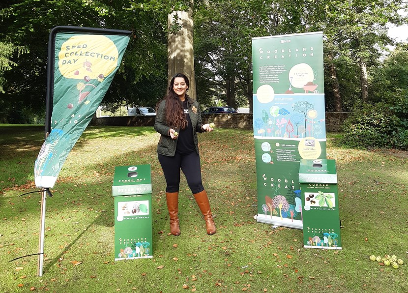 Leeds residents urged to play their part in ambitious tree planting project